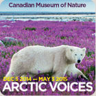 Arctic Voices, Canadian Museum of Nature, Ottawa
