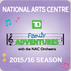 NAC Ottawa family events
