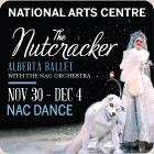 The Nutcracker at National Arts Centre Ottawa