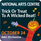 NAC Ottawa culture days