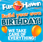 Funhaven - Ottawa's destination for birthday parties