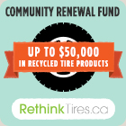 Rethink Tires - Community Renewal Fund